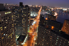 Upper Upper East Side (rjdibella) Tags: nyc newyorkcity winter usa newyork skyline night unitedstates harlem manhattan yorkville uppereastside 2014 rivereast x012015