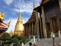 格安!バンコク市内観光&アユタヤ遺跡観光