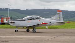Irish Air Crops Pilatus PC-9M 261 (birrlad) Tags: ireland irish training force taxi military air pilatus corps mission airforce defense landed base prop 261 aerodrome taxiway casement pc9m baldonnel turboprops
