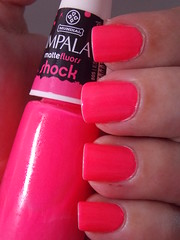 Shock - Impala (Natalia Breda) Tags: rosa impala esmaltenacional