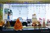 20141202-05-Tanya's croquembouche (Roger T Wong) Tags: christmas food office australia tasmania hobart croquembouche 2014 sonyalpha7 sonya7 carlzeiss35mmf28 rogertwong sonyilce7