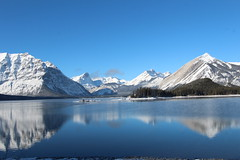 Upper Kananaskis lake Alberta Canada November 2014 (davebloggs007) Tags: november lake canada kananaskis upper alberta 2014