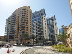 Dubai Marina (*_*) Tags: city november hot marina dubai uae middleeast sunny arab unitedarabemirates jumeirah 2014