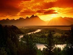 Nature-BeautifulSunset