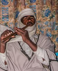 Tunisia1992 Douz (John Valk) Tags: tunisia flute douz