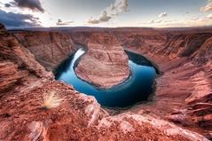 Horseshoe Wide (eScapes Photo) Tags: arizona coloradoriver horseshoebend collectionslideshow