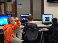 """Tyler Black at the 2014 Hour of Code • <a style=""""font-size:0.8em;"""" href=""""http://www.flickr.com/photos/109120354@N07/15909140517/"""" target=""""_blank"""">View on Flickr</a>"""
