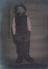 How a Comedy Career begins (TrueVintage) Tags: portrait strange weird costume kid funny child dress kind oldphoto past foundphoto komisch vergangenheit vintagephoto seltsam verkleidung vintagekid frher vintageportrait