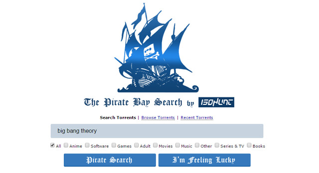 IsoHunter gets PirateBay working, kinda