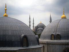 Gift of peace (Fran Caparros) Tags: blue sky azul turkey asia europa europe catholic sofia islam turkiye istanbul mosque cielo ala mezquita sultan orthodox catolica ahmed sophia turquia allah estambul hagia ortodoxa