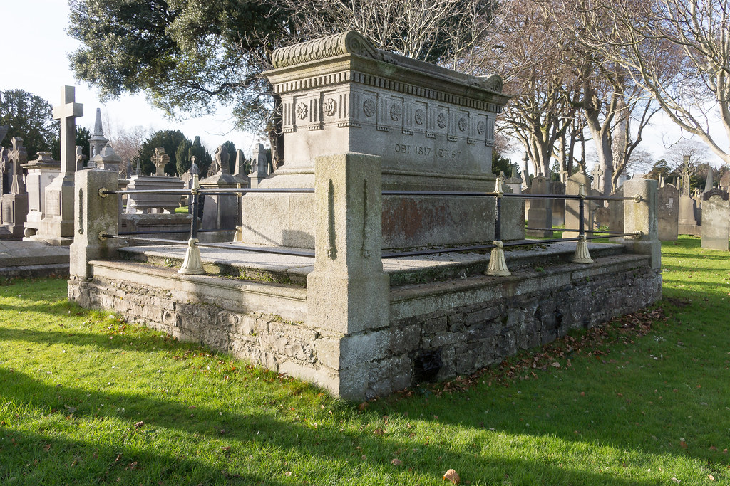 Glasnevin Cemetery, officially known as Prospect Cemetery REF-101114
