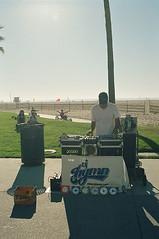 Los Angeles, CA 2006 (DanielCleggArts) Tags: california travel usa sun film beach digital 35mm losangeles santamonica snapshot
