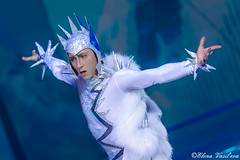 Johnny Weir (Elena Vasileva /  ) Tags: figureskating johnnyweir thesnowking