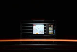 Balaruc-les-Bains, arrêt de bus