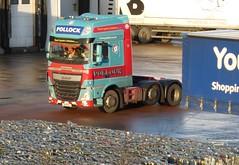 E1 PSL (Cammies Transport Photography) Tags: truck centre tesco lorry pollock ltd e1 livingston distribution daf psl xf scotrans e1psl