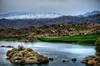 Stone Eagle Golf Club (bradarnoldphotos) Tags: mountain snow nature water golf landscape palmsprings scenic golfcourse palmdesert stoneeagle