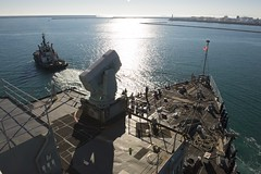 150103-N-DQ840-025 (CNE CNA C6F) Tags: valencia spain europe navy naval forces c6f navalforcesafrica navyfortmchenryadamaustinlsd43sailorsteammac usnavyeurope usnavyafrica
