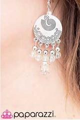 Glimpse of Malibu Green Earrings K2 P5812-3