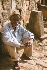 Vendor in Ambohimanga