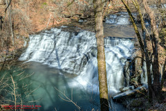 Rutledge Falls - Jan. 10, 2015 (mikerhicks) Tags: usa geotagged unitedstates hiking tennessee waterfalls tullahoma sigma1020mmf456exdc tennesseestateparks rutledgefalls shortspringsstatenaturalarea canon7dmkii geo:lat=3542075333 geo:lon=8613741167