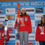 Schweitzer FIS SL & GS January 2015 - Podium shots  PHOTO CREDIT Johnny Crichton (7)