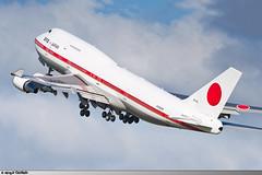 ORY   B747-400 Japan Air Self-Defence Force   20-1101 (Mickaël CASTAING) Tags: japan government nihon orly gov 744 ory jasdf b747400 b744 parisorly lfpo japanairselfdefenceforce 201101 jf2 govjets japaneseairforce002 jf002