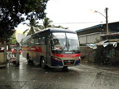 Davao Metro Shuttle 505 (Monkey D. Luffy 2) Tags: road city bus public photography photo coach nikon philippines transport motors vehicles transportation coolpix daewoo vehicle santarosa society davao coaches tr philippine enthusiasts ecoland cityliner bf106 philbes
