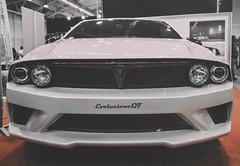 Evoluzione-GT (refleXive84) Tags: auto car canon automobile fast gt supercar fastcar evoluzione canon6d supercarromaautoshow