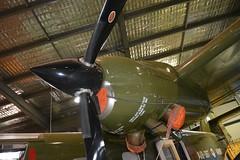DSC_0833 (LoxPix2) Tags: clouds vintage landscape airport aircraft australia queensland nomad caribou oakey loxpix australianarmyflyingmuseum