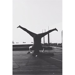 Jakarta #yoga #inverted #skye #yogaintheskye #fit... (Febby Tan) Tags: skye yoga jakarta balance inverted fitness fit fitgirls uploaded:by=flickstagram instagram:photo=103663735901692250896682 yogaintheskye instagram:venuename=skye40level562cmenarabca instagram:venue=215167005