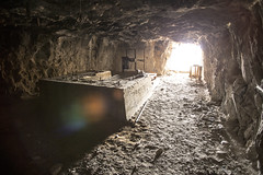 Estelle Tunnel (Shutter Theory) Tags: abandoned underground explore cerrogordo oldmine inyomountains inyocounty estelletunnel