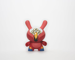 Cuko (WuzOne) Tags: painting toy diy geek vinyl kidrobot collectible custom onsale dunny vinyltoy munny artoy thewuz wuzone