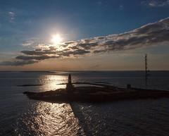 1/8000 sec Frame... (BigWhitePelican) Tags: sky orange sun finland may silhouettes 2016 harmaja canoneos7d adobelightroom6