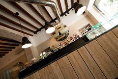 _DSC1215 (fdpdesign) Tags: arredamenti shop design shopdesign nikon d800 milano italy arrdo italia 2016 legno wood ferro sedie tavoli locali cocktails bar interni architettura