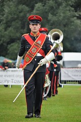 On the March - Coventry Corps of Drums
