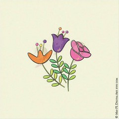 Floral Clipart whimsical flowers great for scrapbooking, cardmaking #Floral #floweroftheday #flower #flowerpower #flowerdrawing #drawings #cute #cuteness #cutenessoverload #cuteflowers #teacherlife #teachersofinstagram #doodles #doodleflowers #Clipart #wh (maypldigitalart) Tags: flowers flower cute floral scrapbooking drawings clipart doodles cuteness flowerpower whimsical cardmaking cutenessoverload teacherlife cuteflowers floweroftheday flowerdrawing doodleflowers teachersofinstagram