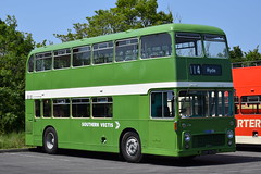 OSF 307G (markkirk85) Tags: new bus buses bristol vrt rally scottish southern vectis clacton vr 2016 ecw osf omnibuses 61969 osf307g 307g aa307