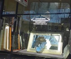 Mirror, mirror ... (boeckli) Tags: windows reflection shop mirror outdoor fenster spiegel laden spiegelung gebude geschft windowwednesdays