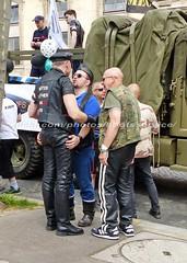 bootsservice 16 60690 (bootsservice) Tags: paris leather orlando uniform boots rubber des bottes motos uniforme motorcyclists cuir motards caoutchouc motorbiker pride gay marche fierts