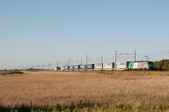 Train 30301  Port-la-Nouvelle (Trains-En-Voyage) Tags: sncfbb27000 portlanouvelle intermodal sncf
