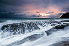 Whale Beach (renatonovi1) Tags: whalebeach sunrise sydney australia nsw ocean sea storm seascape landscape