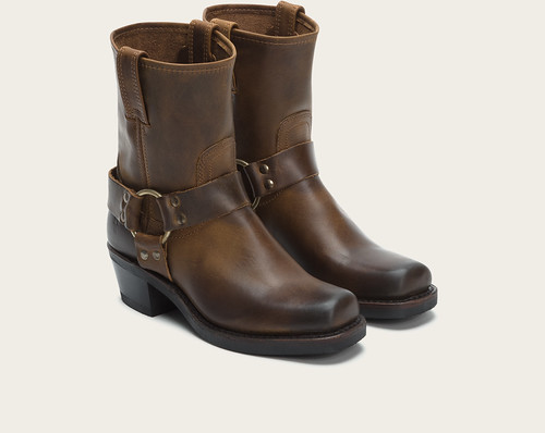 "Frye Harness 8R boot dark brown • <a style=""font-size:0.8em;"" href=""http://www.flickr.com/photos/65413117@N03/28603800574/"" target=""_blank"">View on Flickr</a>"