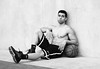Photo Shoot : Harout (jkc.photos) Tags: male man model sport athletic basketball physique shirtless blackandwhite