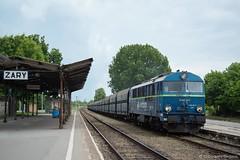 PKP CARGO - ZARY (Giovanni Grasso 71) Tags: pkp cargo zary su46 sm42 locomotiva diesel polonia confine germania giovanni grasso nikon d610