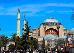 Istanbul_February2016 (Les.90) Tags: turquia istanbul santasofia travel mosque bluemosque europe holidays photography museum palace history travelling culture religion arquitecture world city colors