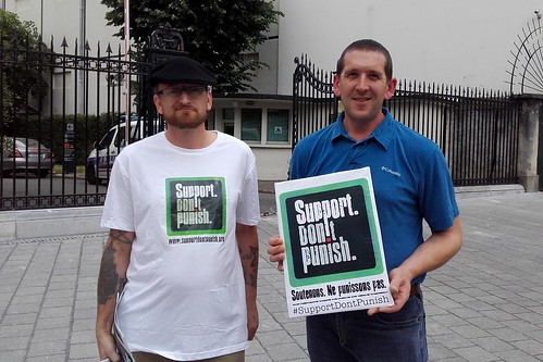 support don't punish  Pau 20166