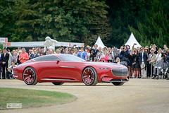 Vision Mercedes Maybach 6 (Art et Regard) Tags: chantilly mercedes maybach supercars automobile car