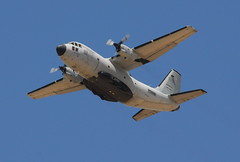 C-27A Spartan N12310 ex USAF 91-0106 & ex Department-Of-State-Air-Wing PNC-3001 seen departing Davis-Monthan AFB, Tucson, Arizona. 04-06-016. (Aircraft throughout the years) Tags: alenia c27 c27a spartan n12310 usaf 910106 departmentofstateairwing dos dosaw pnc3001 departing davismonthan afb az tucson arizona saturday june 2016 deliveryflight museum northern part usa 4105