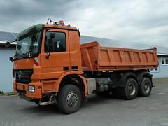 MB Actros 3341 (Vehicle Tim) Tags: mercedes mb actros lkw truck kipper tipper fahrzeug