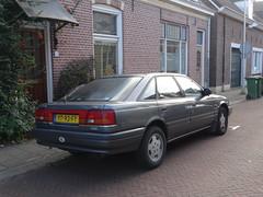 Mazda 626 Deventer (willemalink) Tags: mazda 626 deventer
